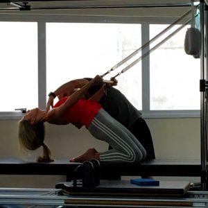 A arte de instruir Pilates - Fabitos