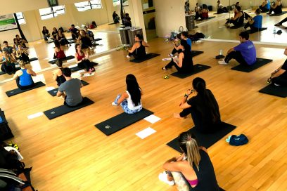 A arte de instruir Pilates