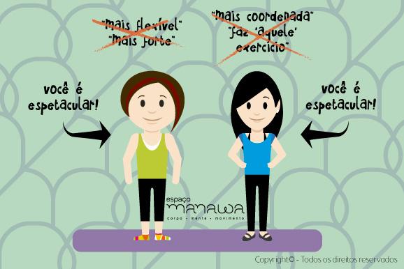 7 coisas que seu instrutor de Pilates quer que você saiba - comparação