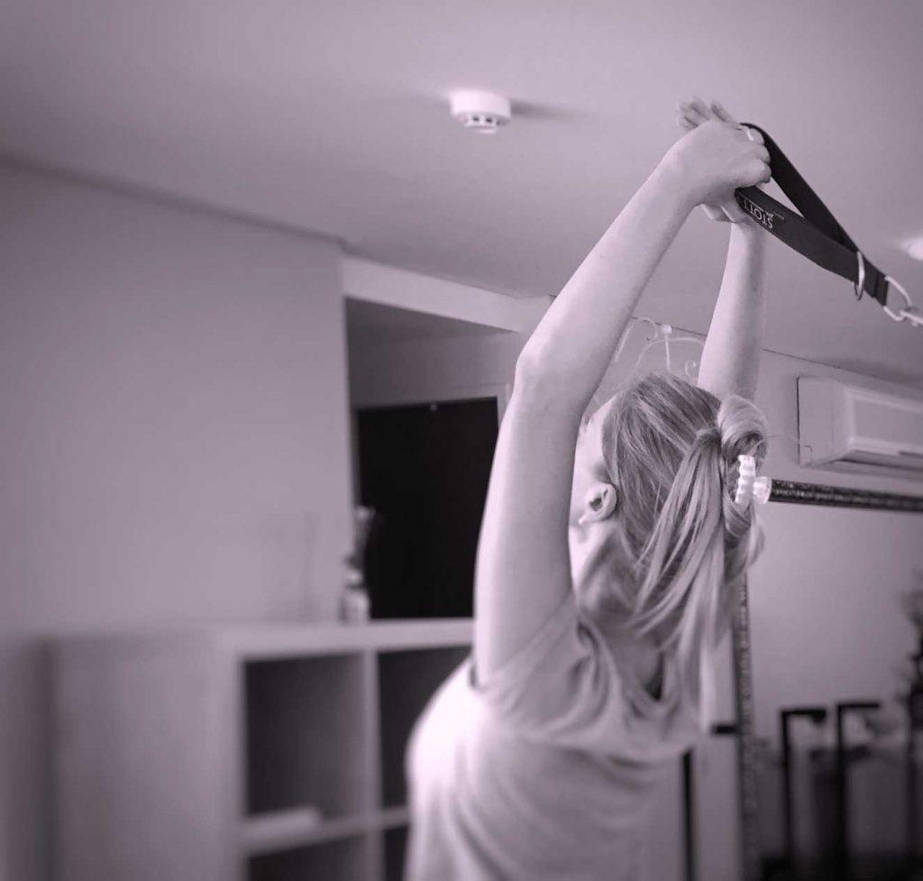 A arte de instruir Pilates - Mi